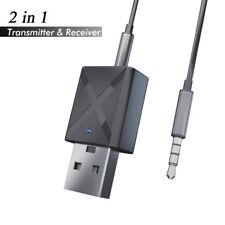 musik - empfänger usb - sender bluetooth - 5,0 - adapter digitale geräte