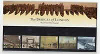 GB Presentation Pack 338 2002 The Bridges of London