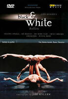 Black and White Ballets: Nederlands Dans Theater (UK IMPORT) DVD [REGION 2]