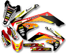 2010 2011 2012 HONDA CRF 250R GRAPHICS KIT-CRF250R 250 R DECO MX DECALS MOTO