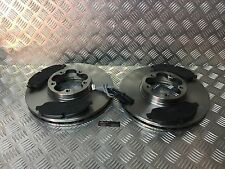 Ford Transit MK8 Front Brake Disc and Pads 2.2 TDCi 2012on Van Torneo Custom