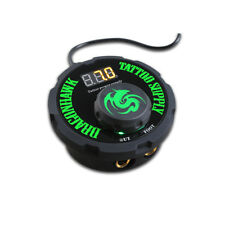 New Design Tattoo Power Supply Digital LCD Lithium Battery Charger Tattoo Power
