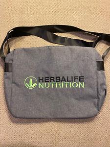 Herbalife Bag Messenger Bag Brand New Grey / Lime Green