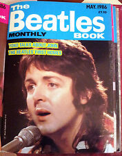 The Beatles Book Monthly Magazine No. 121 May 1986