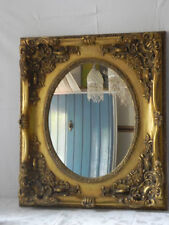 Barocke antike & Repro-Spiegel (ab 1945) aus Holz