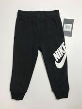 Nike Jumbo Futura Fleece Jogger Boys Sweat Pants 2T 3T 4T Grey Black Blue