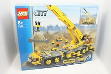 NEW LEGO XXL Mobile Crane ~ Seals Intact ~ Hard To Find (Item# 7249)