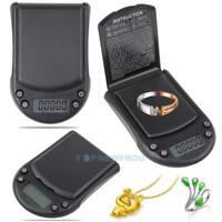 200g /0.01g LCD Portable Digital Pocket Scales Jewellery Electronic Gram Balance
