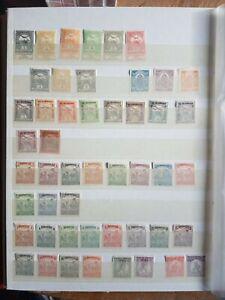 Briefmarken Ungarn 1