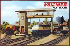 "Vollmer 5739 ( 45739 ) H0 - Behelfsstellwerk "" Ost "" NEU & OvP"