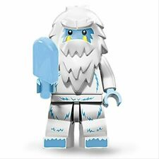 Lego 71002 Minifigure Series 11 Yeti with Popsicle Abominable Snowman Adominable
