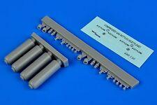 Aerobonus 1/48 Compressed Gas Bottles - Acetylene # 480150