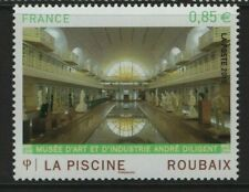 France Stamp 2010  SG 4789 The Swimming Pool of Roubaix  Mint MNH