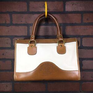 Vintage Marley Hodgson Ghurka Leather Bag No.16 THE KEEPER Purse Satchel Tote