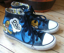 CONVERSE SERIE LIMITEE SIMPSON POINTURE 36,5  COMME NEUF