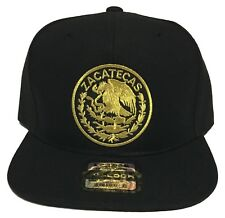 MESH TRUCKER  BROWN KACKY  ADJUSTABLE NEW 2LOGOS ZACATECAS   MEXICO HAT