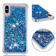 Dynamic Liquid Glitter Quicksand Soft TPU Case For iPhone X XS MAX 6 6s 8 7 Plus