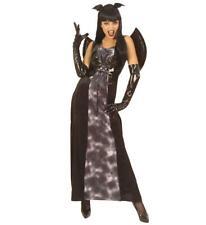 Gothic Bat Set XL Halloween Ladies Adult Fancy Dress Costume