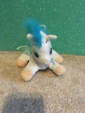 """Disney- Hercules- Pegasus / Pony / Baby Horse Plush- 5 """" Tall"""