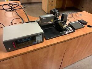 Mitutoyo LSM 301 Code: 544-811 Laser Scan Micrometer w/ LSM-3000 544-043 Control