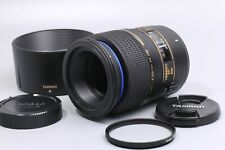 Near MINT TAMRON SP AF 90mm F 2.8 Di MACRO 1:1 For NIKON JAPAN 201723