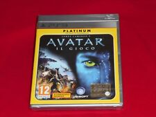 Avatar Platinum Ps3 Playstation 3 Ubisoft