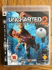 Uncharted 2 Among Thieves (unsealed) - PS3 UK Release New!