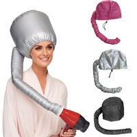 Portable Soft Hair Drying Cap Bonnet Hood Dryer For Hair Styling Heat Treatment