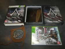 JEU XBOX 360 ASSASSIN'S CREED III EDITION JOIN OR DIE COMPLET UBISOFT OCCASION