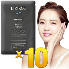 LIRIKOS Angelic Therapy Mask 10pcs 50ml Moisture Skin Care Amore Pacific Newest