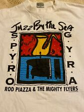 Vtg 1994 Spyro Gyra Seaside Jazz By The Sea Xl T-Shirt