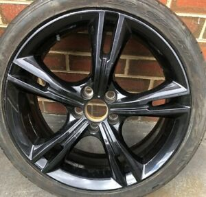 Genuine Ford Fpv GTP, GT,F6 19 inch wheel and tyre