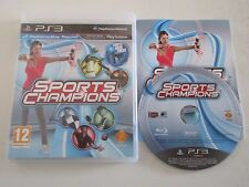 SPORTS CHAMPIONS - SONY PLAYSTATION 3 - JEU PS3 COMPLET