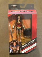 DC Comics Multiverse Wonder Woman Action Figure NEW MIP Batman V Superman Movie