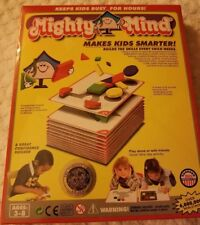 Mighty Mind Basic -Children's Skill Building Puzzle Set NIB