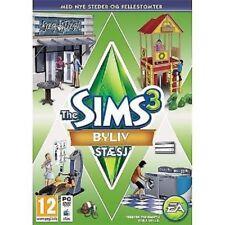 PC & Mac Spiel Die Sims 3 Add-On Stadt-Accessoires DVD Versand Erweiterung NEU