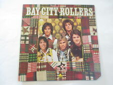 BAY CITY ROLLERS - SELF TITLED - VINYL LP