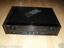 Sony ta-e80es High-End Amplificatore, NERA, incl. FB, 2 ANNI GARANZIA