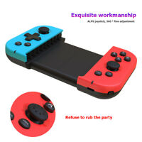 X6 Telescopic Bluetooth Game Controller Game Pad Wireless Gamepad fr PUBG Mobile