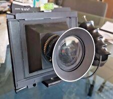 SINAR tecknichal camera 9x12 4x5 w SINARON W 65mm 1:4.5 on Copal 0 DREAM CAMERA!