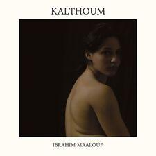 IBRAHIM MAALOUF - KALTHOUM  CD NEU