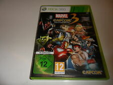 XBox 360  Marvel vs. Capcom 3 - Fate of Two Worlds
