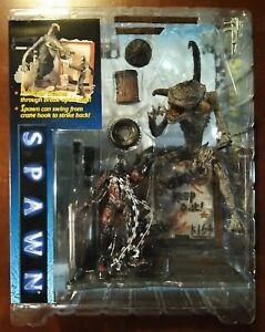 1997 Spawn Alley Playset, MOC