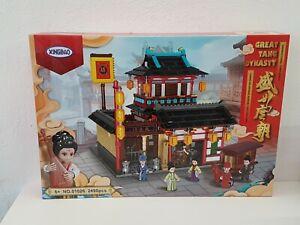 XingBao XB-01026 Sattlerei Postamt Chinatown Modular Haus Neu und OVP