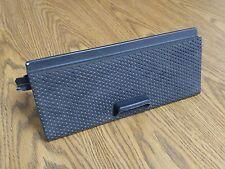 EXCELLENT USED ORIGINAL GENUINE PORSCHE 914 914-6 GLOVE BOX DOOR WITH HANDLE NLA