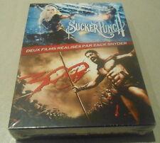 DVD / Coffret pack 2 films de ZACK SNYDER / SUCKER PUNCH+300- ..NEUF