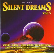 CD-various-silent Dreams vol. 5 - #a3353