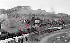 Denver & Rio Grande Western (D&RGW) Durango Yards in 1946 - 8x10 Photo