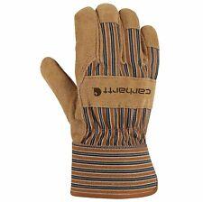 New Carhartt  Work & Garden Glove A519 Small, Suede Safety Cuff