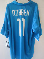 PSV 2002-2003 Robben 11 away football shirt Taille XXL Bnwt / elle
